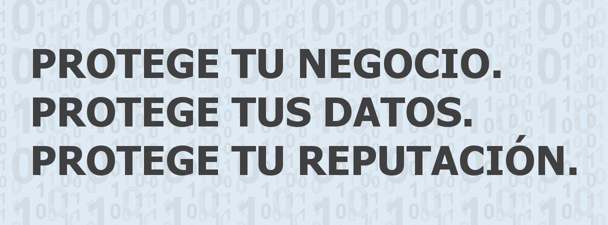 Si pierdes tus datos, pierdes tu negocio